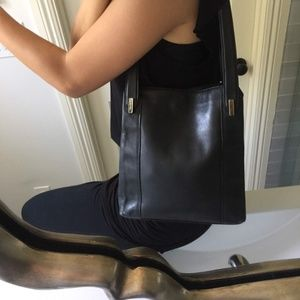 Just in! Nine West Black Leather Purse